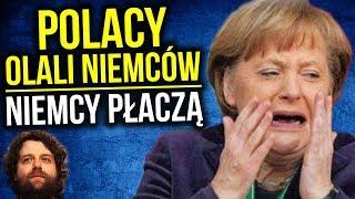 Polacy Olali Niemców. Kraj Merkel Płacze bo Nie Ma Kto Pracować - Komentator