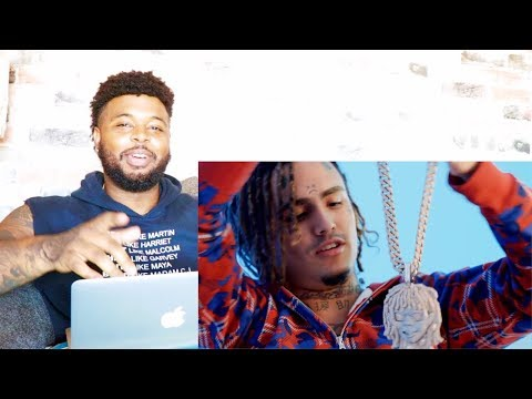 Lil Pump Shows Off His Insane Jewelry Collection | Reaction