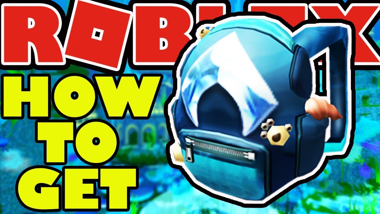 Event How To Get The Aquaman Backpack Roblox Aquaman Event