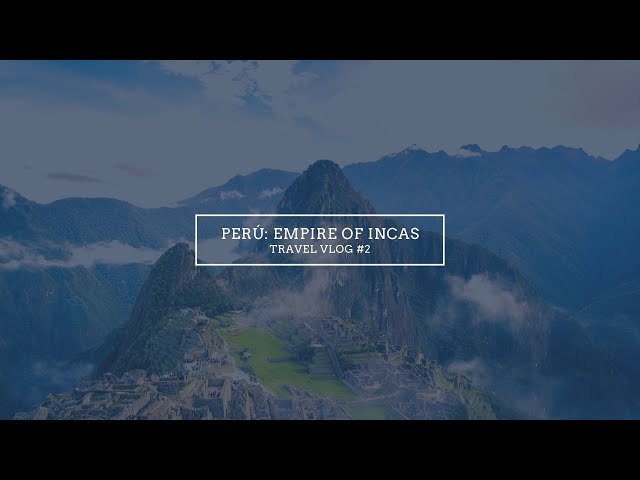 PERU, EMPIRE OF INCAS I Lima, Arequipa, Puno, Llachon & Cusco🦙🇵🇪
