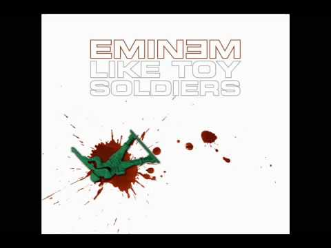 Eminem - Like Toys Soldiers (Instrumental)