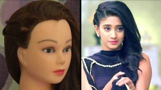 EASY EVERYDAY COLLEGE GIRLS HAIRSTYLE INSPIRED BY NAIRA \\ EASY HAIRSTYLE FOR PARTY GIRLS \\ NAIRA