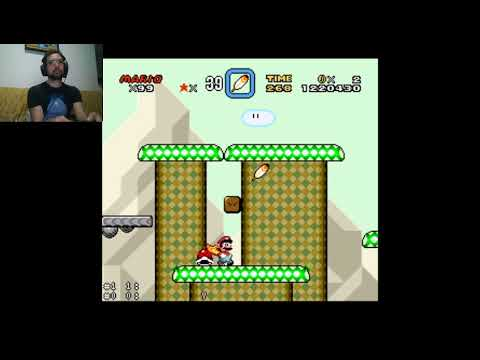Super Mario World - Chocolate Island - Chocolate Island 3