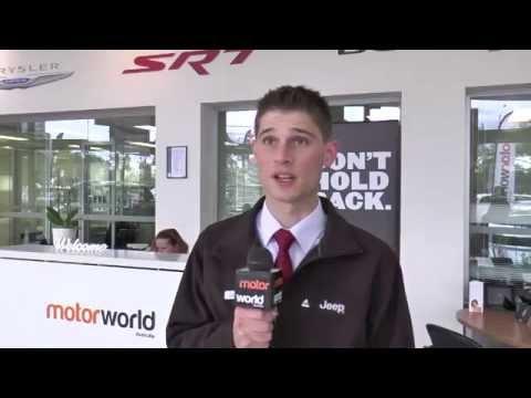 Motorworld Australia Staff Profiles - Aaron Batchelor