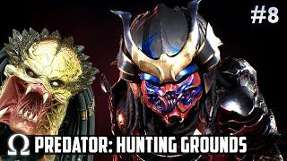 The SAMURAI PREDATOR is a BEAST! ☠️ | Predator: Hunting Grounds #8 Multiplayer DLC Update