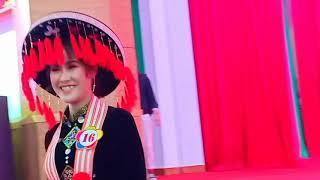 Cuộc thi nữ sinh tài năng duyên dáng trường THPT Chiêm Hóa: Part 2Trang phục tự chon