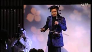 The Horse : Erhu Performance by Chen Jun 陳軍:二胡表演【賽馬】