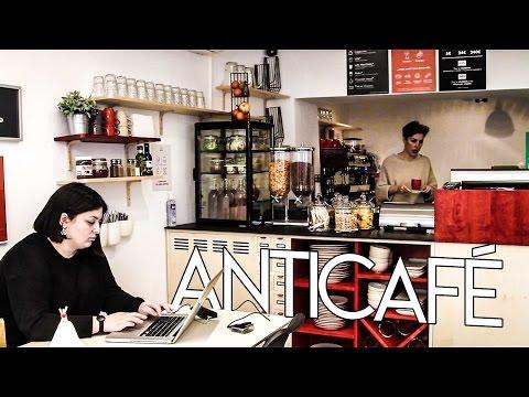 Anticafé Aix, inauguration d'un espace de coworking d'un tout nouveau genre