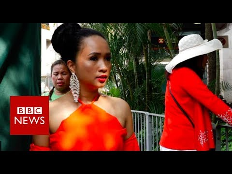 From maids to beauty queens - BBC News - Vloggest