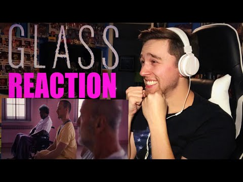 GLASS - Official Trailer Reaction and Review (SDCC 2018)