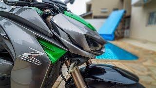 Escolhendo Novos Acessórios Para Z1000