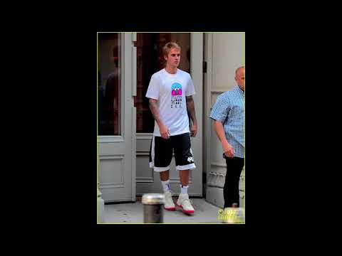 Justin Bieber leaving Aire Ancient Baths in New York City August 13