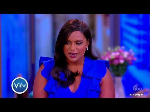 Mindy Kaling Talks Newest Projects 'A Wrinkle In Time,' 'Champions' & Family | The View