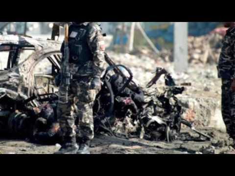 Attack on Afghan Army base in Mazar-e-Sharif kills 140