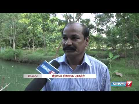 Fish farming gives good profit for farmers | Tamil Nadu | News7 Tamil |