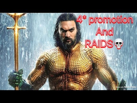 Injustice 2 mobile raids aquaman is the raid master for real