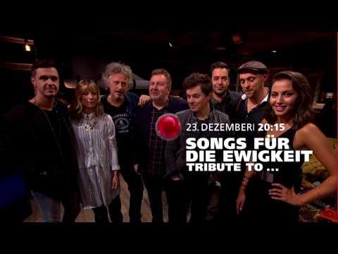 Songs für die Ewigkeit - Tribute to ... am 23.12. bei VOX und online bei TV NOW