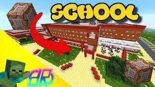 Minecraft  Command Block School Map Download