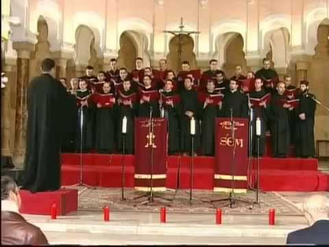 هللوا للرب يا جميع الارض - Mount Lebanon Choir