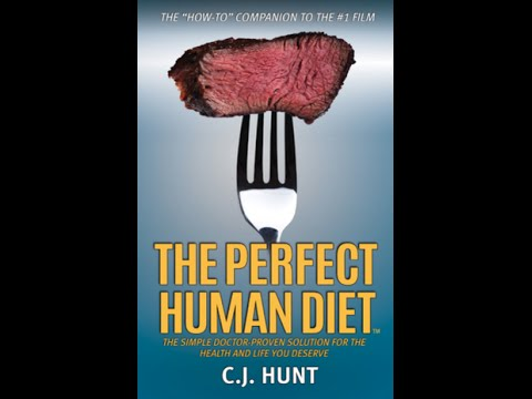 CJ Hunt: The Perfect Human Diet, The Evolution of Paleo, & Why You Shouldn't Trust the News