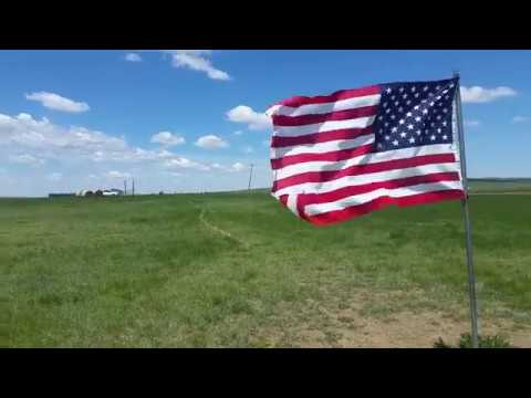 Geographic Center Of The Entire USA - May 23, 2017 - Travels With Phil - Unedited