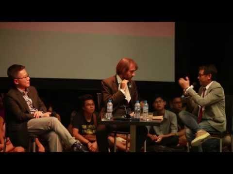 Rencontre avec les professeurs Ngô Bảo Châu et Cédric Villani, L'Espace- IFV, 24/8/2015