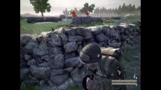 Brothers In Arms: Hell's Highway PC gameplay 3