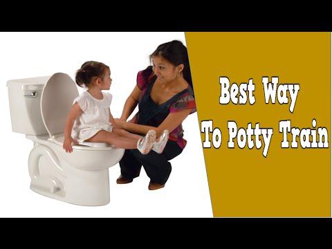 Best potty training option