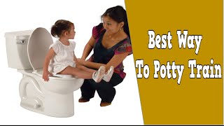 Best Way To Potty Train, What Age Do You Potty Train, Training Potty,Toilet Training Boys