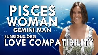 Pisces Woman Gemini Man – A Dreamy Opposite Match!