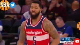 Washington wizards vs New York knicks Full Game Highlights February 14/2018
