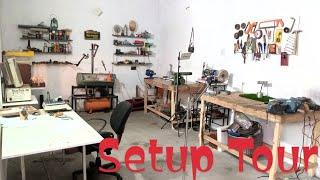 Setup tour - Mian inventions