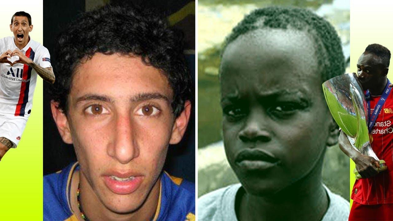 5 لاعبين لولا كرة القدم لدمرهم الفقر والجوع أو تم سجنهم ! ● زلاتان اللص وسانشيز غاسل السيارات