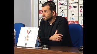 Diego Martínez. Previa Osasuna-Almería