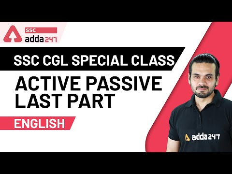 active-and-passive-last-part-in-english-grammar-|-english-for-ssc-chsl-|-cgl-|-ntpc