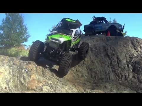Redcat Sumo, Wltoys 24438, Basher Rocksta and Proline Ambush