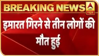 Vadodra: 3 Die As Under-Construction Building Collapses, Rescue Operation Continue   ABP News