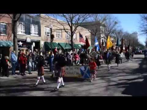 2014 Fayetteville NC Rotary Christmas Parade - YouTube