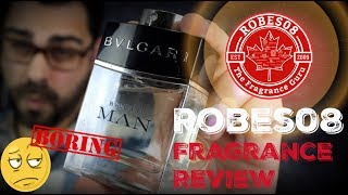 Bvlgari Man by Bvlgari (2010) | Fragrance Review