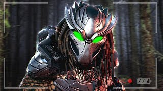 PREDATOR vs EVERYONE!! (Predator Hunting Grounds)