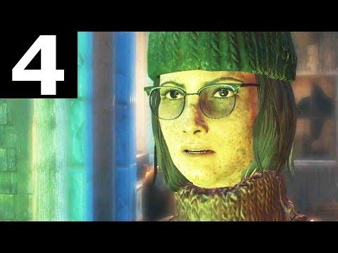 Fallout 4 Far Harbor Part 4 - Hull Breach 2   Helping The Mariner  - Walkthrough Gameplay