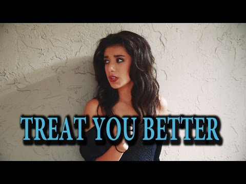 Shawn Mendes - Treat You Better cover by Giselle Torres