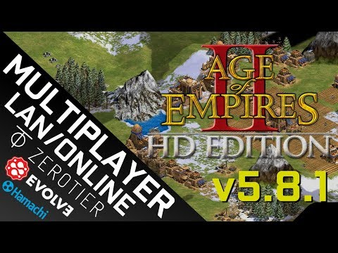 DESCARGAR Age of Empires II HD v5 8 1 | RED LOCAL o LAN/Online