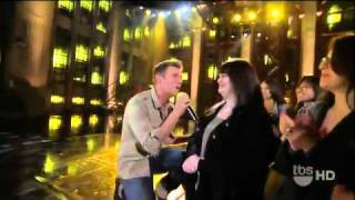 Nick Carter Performs Just One Kiss Live! on Lopez Tonight 07/04/2011 HD