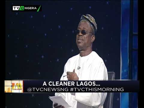 This Morning Oct. 25th, 2018 | A Cleaner Lagos