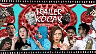 Trailer Kocak - Oreo Supreme As a KUE LEBARAN NAKZ HYPEBEAST!!