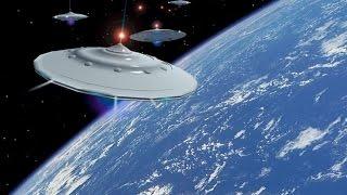 Вторжение НЛО на Землю. Скрытая правда.