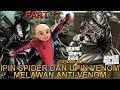 IPIN SPIDER DAN UPIN VENOM MELAWAN ANTI-VENOM !!! (PART 17) - GTA SPIDER-MAN INDONESIA Mp3