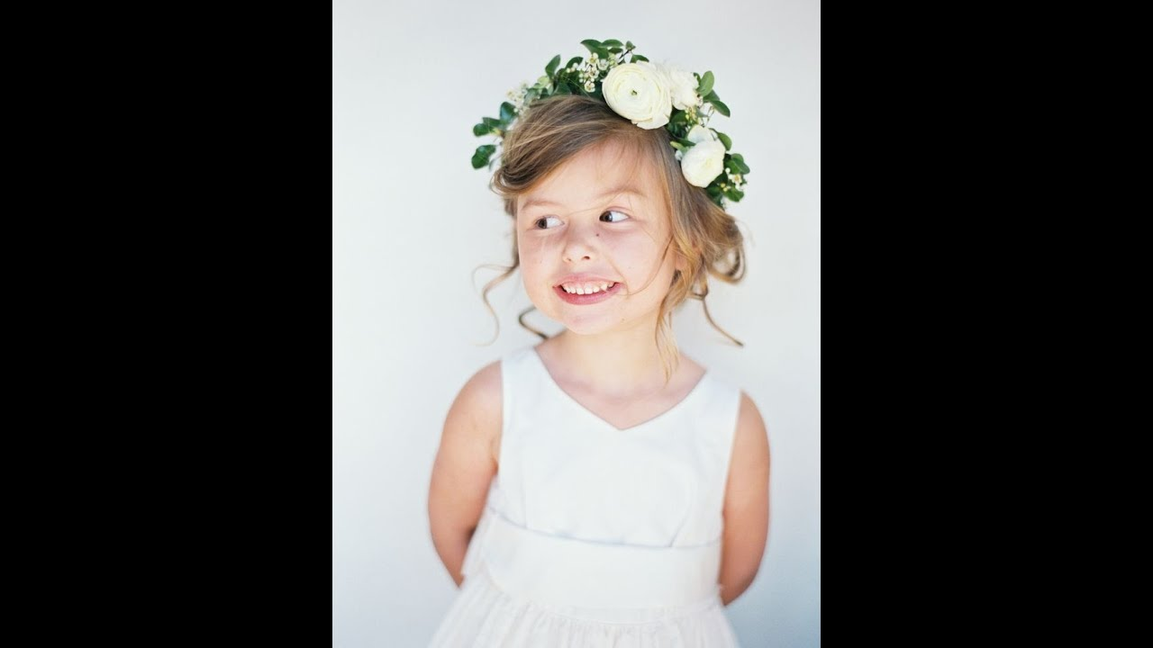 DIY Wedding Flowers  Sturdy Floral Crowns fab06165973