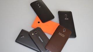 Il confrontone | 6 smartphone sotto i 200€ a confronto: Video di HDblog.it